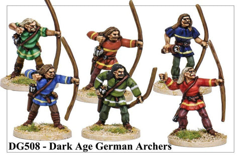 Armoured Dark Age Archers (DG508)