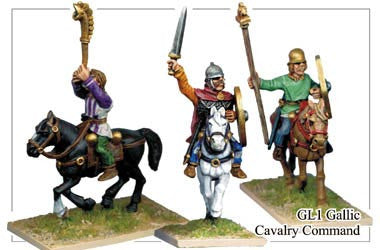 Gallic Cavalry Command (GL001)