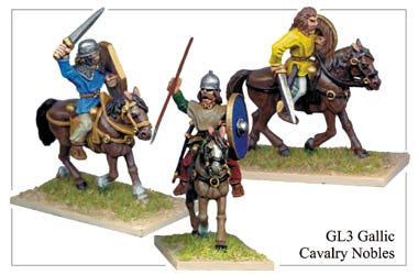 Gallic Noble Cavalry (GL003)