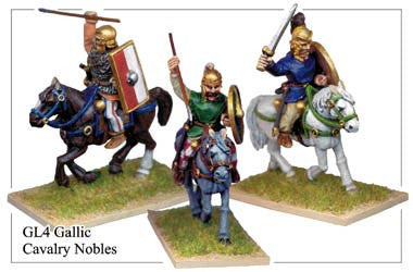 Gallic Noble Cavalry (GL004)