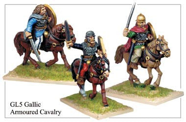 Gallic Armoured Cavalry (GL005)