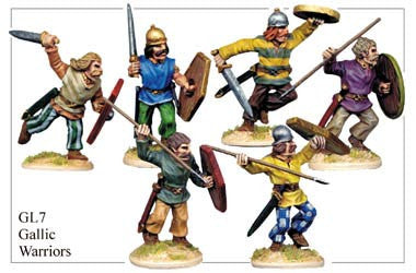 Gallic Warriors (GL007)