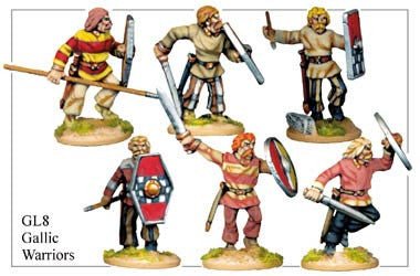 Gallic Warriors (GL008)