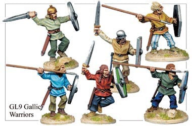 Gallic Warriors (GL009)