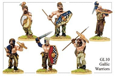 Gallic Warriors (GL010)