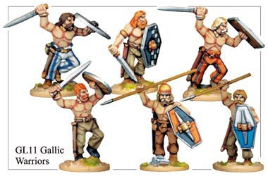 Gallic Warriors (GL011)