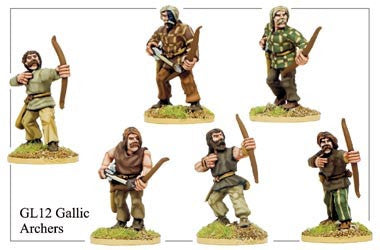 Gallic Archers (GL012)