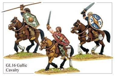 Gallic Cavalry (GL016)
