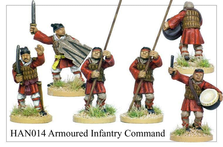 Armoured Chinese Infantry Command (HAN014)