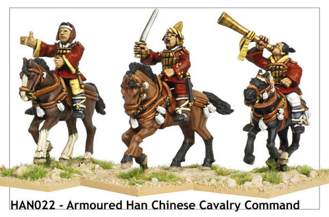 Armoured Chinese Cavalry Command (HAN022)