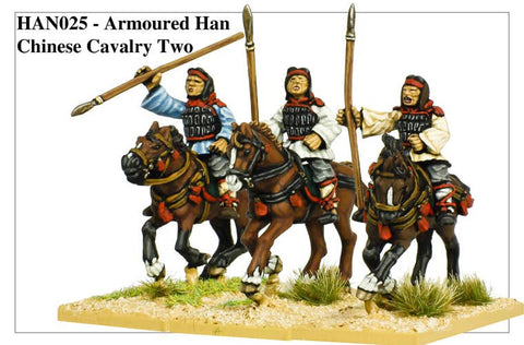 Armoured Chinese Cavalry (HAN025)