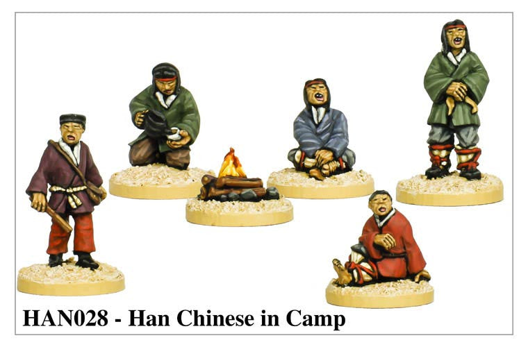 Chinese in Camp (HAN028)