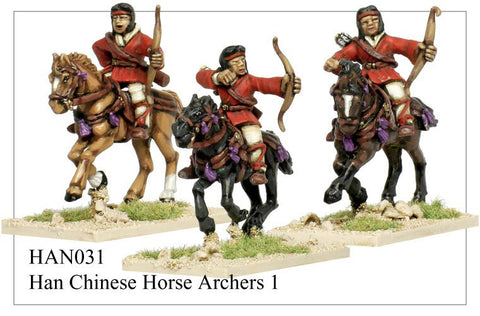Chinese Horse Archers (HAN031)