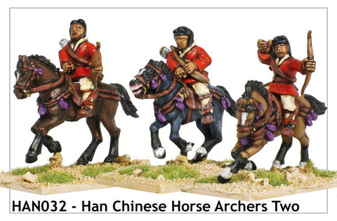 Chinese Horse Archers (HAN032)