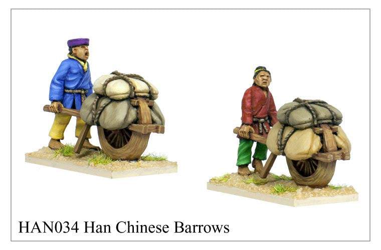 Chinese Wheelbarrows (HAN034)