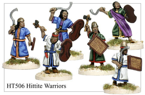 Hittite Warriors (HT506)