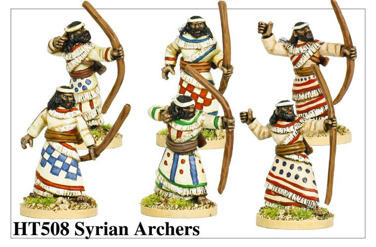 Syrian Archers (HT508)