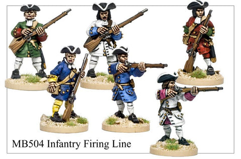 Infantry Firing Line (MB504)