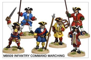 Infantry Command Marching (MB509)
