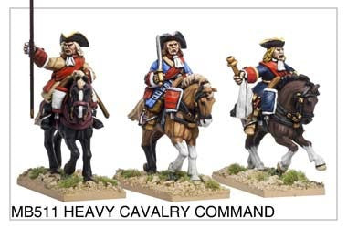 Heavy Cavalry Command (MB511)