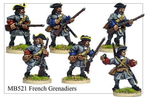 French Grenadiers (MB521)