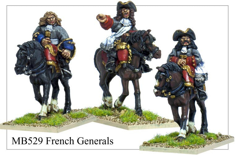 French Generals (MB529)