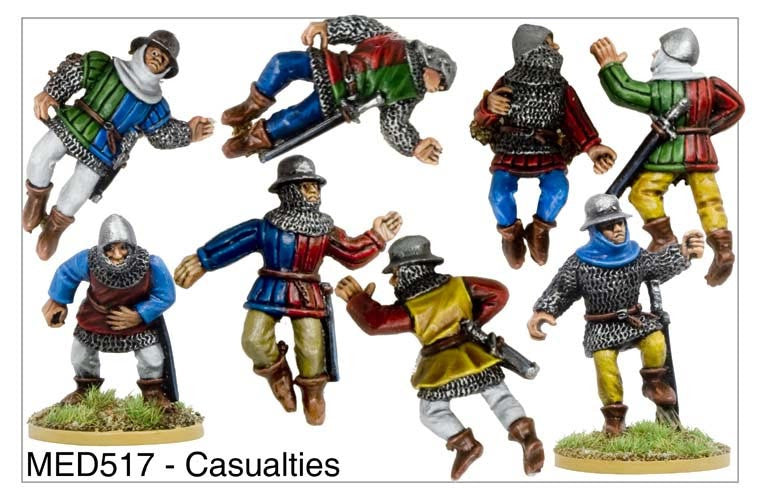 Medieval Casualties (MED517)