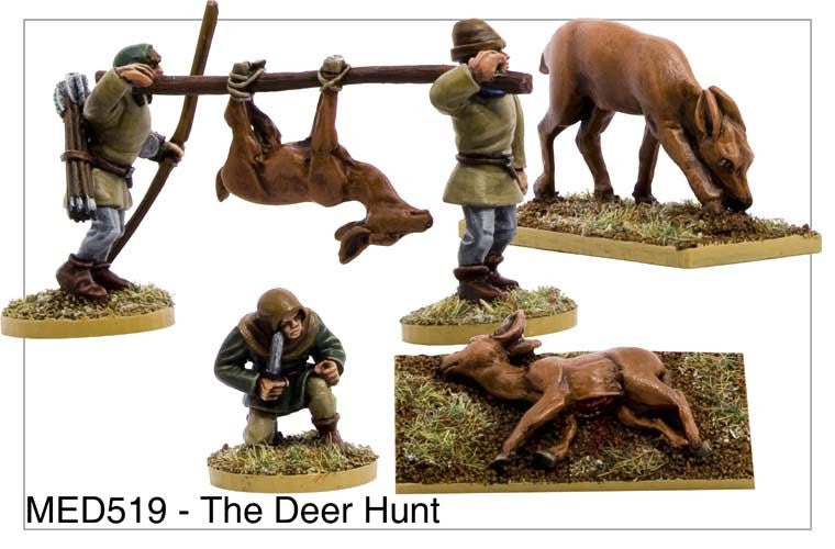 The Deer Hunt (MED519)