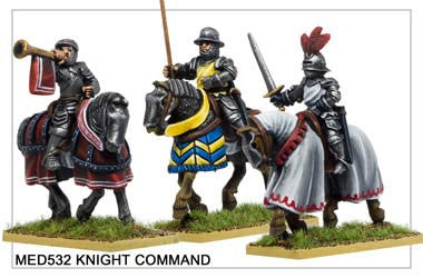 Medieval Knight Command (MED531)