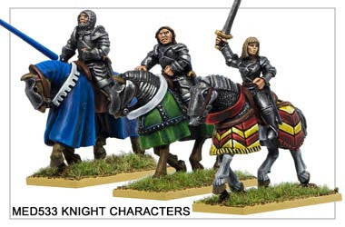 Medieval Knight Characters (MED532)