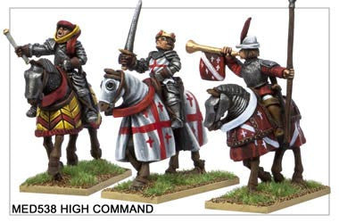 Medieval High Command (MED538)