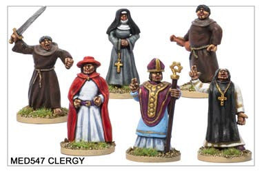 Clergy (MED547)