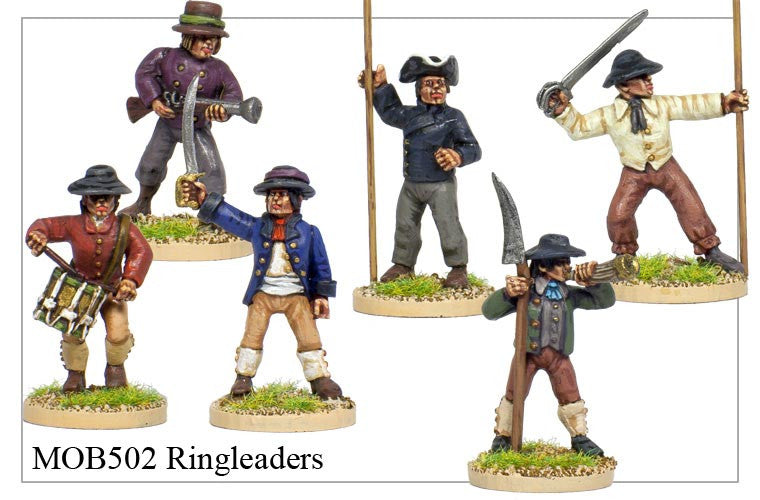 Ringleaders (MOB502)