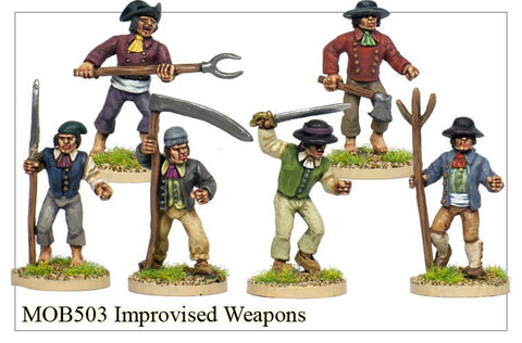 Improvised Weapons (MOB503)