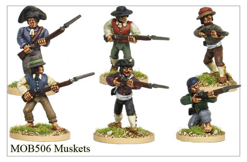 Muskets (MOB506)