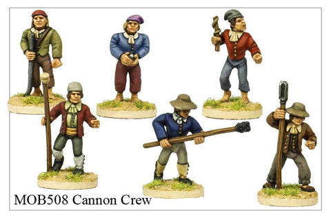 Cannon Crew (MOB508)
