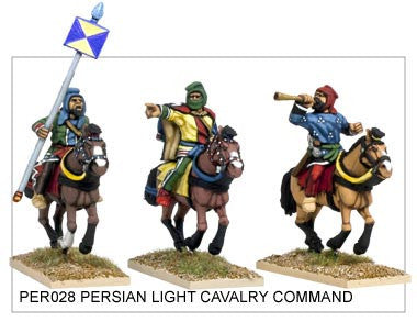 Persian Light Cavalry Command (PER028)