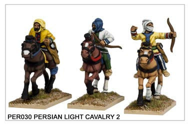 Persian Light Cavalry (PER030)