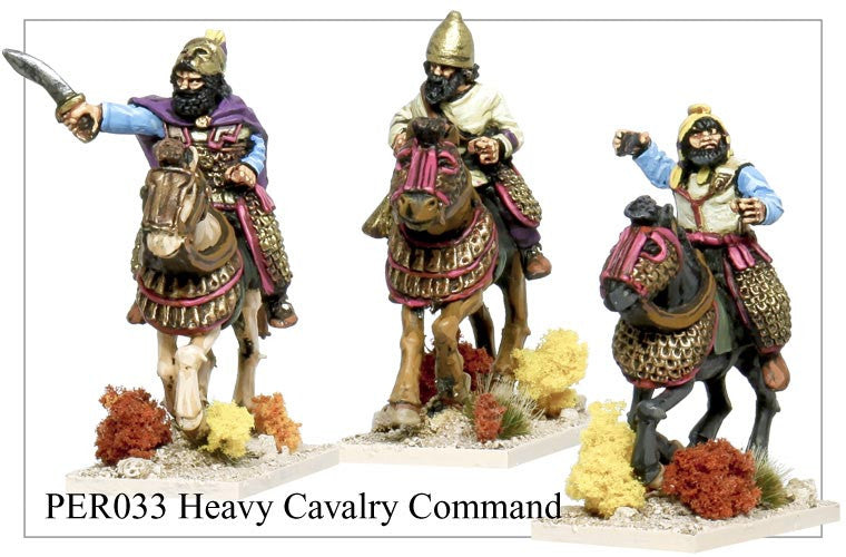 Persian Heavy Cavalry Command (PER033)
