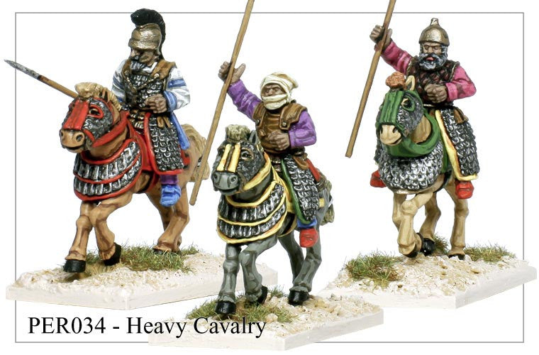 Persian Heavy Cavalry (PER034)