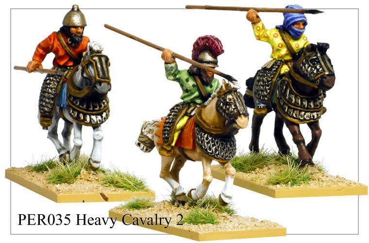 Persian Heavy Cavalry (PER035)