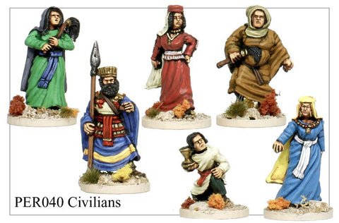 Persian Civilians (PER040)