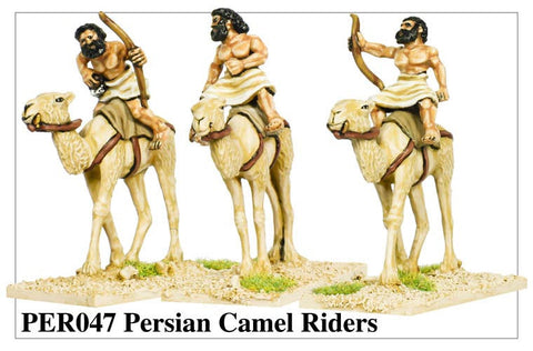 Persian Camel Riders (PER047)