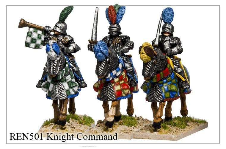 Knight Command (REN501)
