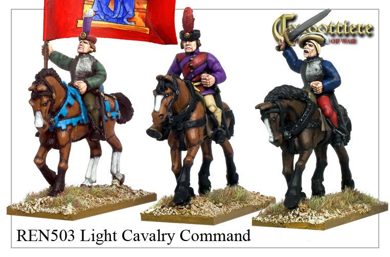 Light Cavalry Command (REN503)