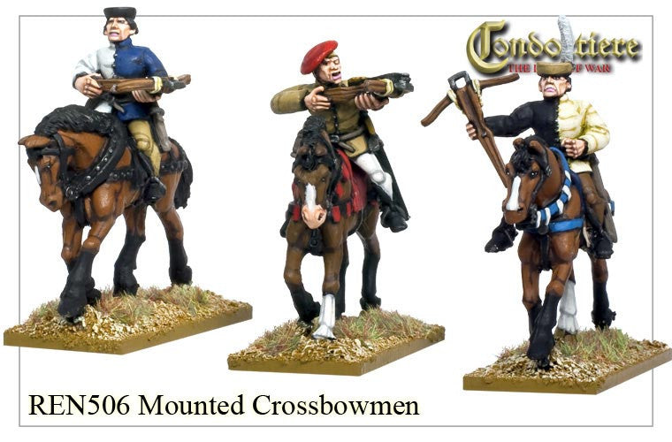 Mounted Crossbowmen (REN506)