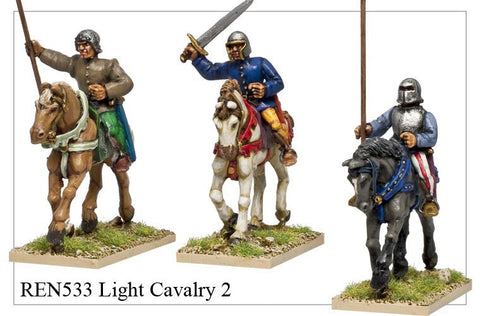 Light Cavalry 2 (REN533)