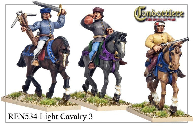 Light Cavalry 3 (REN534)