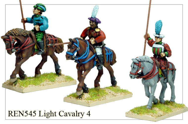 Light Cavalry 4 (REN545)