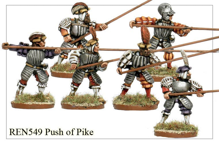 Push of Pike (REN549)